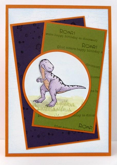 Dinoroar Tyrannosaurus